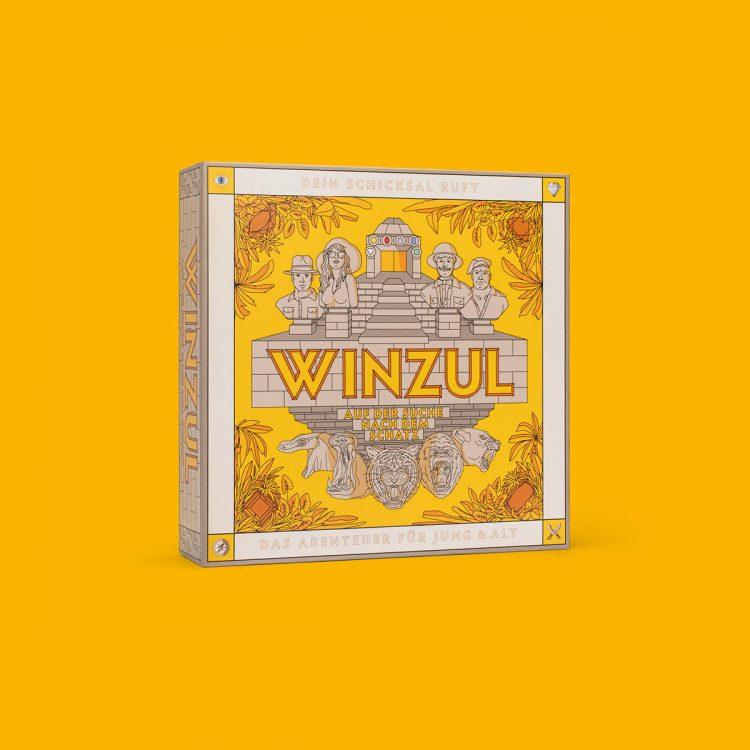 WINZUL – Hauptspiel – Auf der Suche nach dem Schatz